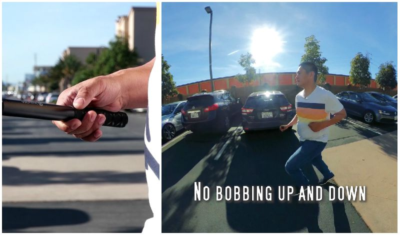 Camera move #6: how to avoid bobbing up and down