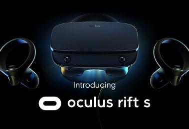 Oculus Rift S announced