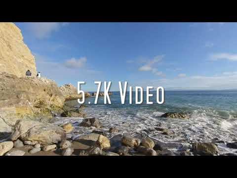 Insta360 EVO sample 3D 180 video