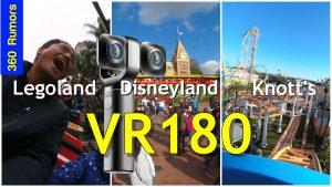 Vuze XR sample 3D videos and photos