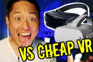 Best mobile vr headset: Oculus Go vs Gear VR vs Cheap VR