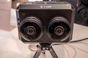 Z Cam K2 Pro VR180 camera