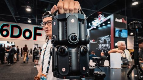 Kandao Obsidian Plus 6DOF camera