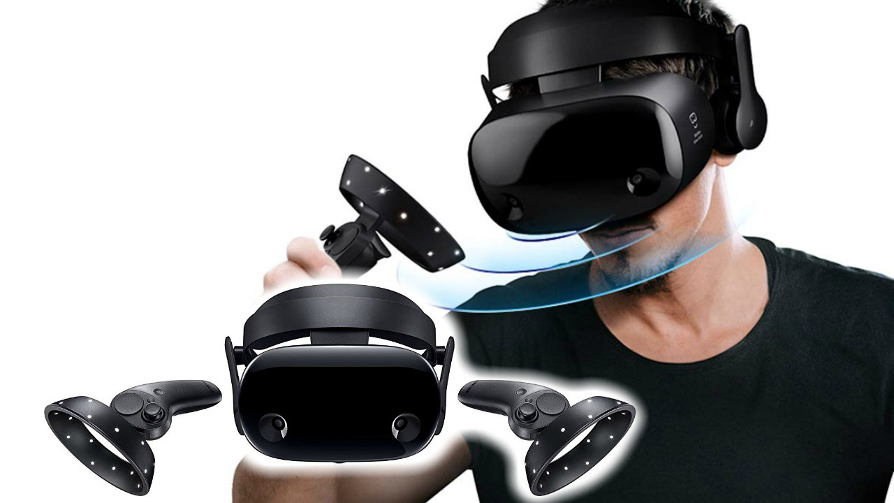 Odyssey plus has Oculus Rift S inside out tracking + HTC Vive Pro resolution for $299