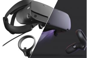 Oculus Rift S and Oculus Quest shipping May 21