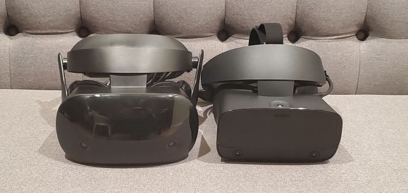Samsung Odyssey Plus vs  Oculus Rift S ($299 to $399 budget high