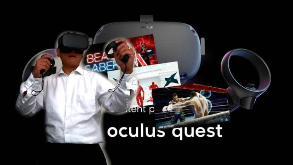 Oculus Quest review and resource page
