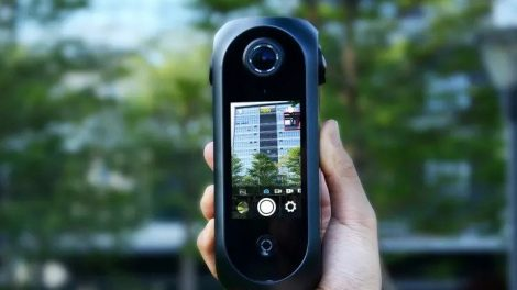 Pisofttech Pilot Era 8K 360 camera