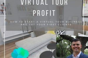 How to start a virtual tour business and get your first clients