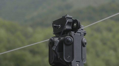 Noxon VR360 invisible cable cam