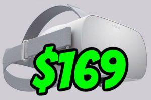 Oculus Go discount!