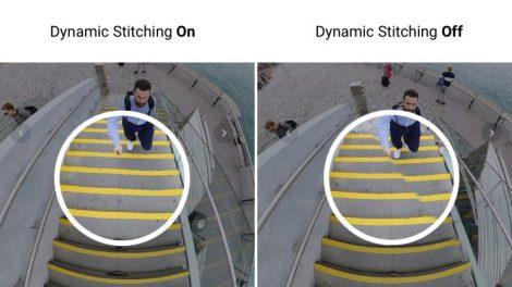 Insta360 EVO stitching gets an upgrade