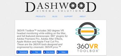 Edit 360 Videos with 360VR Toolbox - 360 Rumors