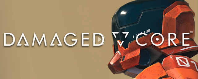 Damaged Core, a new Triple-A game for the Oculus Rift, works