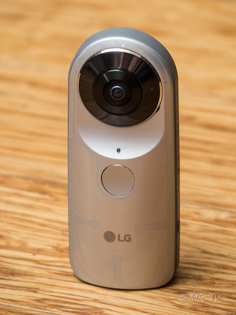 LG 360 Cam is a very affordable 360 camera with a good balance of photo and video quality