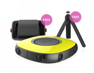 Vuze 3D 360 Camera news: 360 spatial audio; processing; release date; and other news
