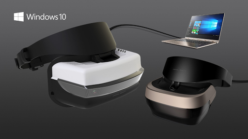 Microsoft announces its VR headset: 6 degrees of freedom, no