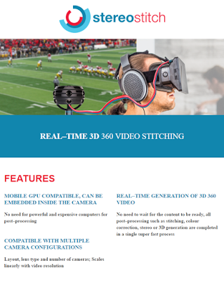 Stitch 2D videos into 3D 360 video with StereoStitch - 360
