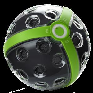 Panono 108-megapixel 360 camera