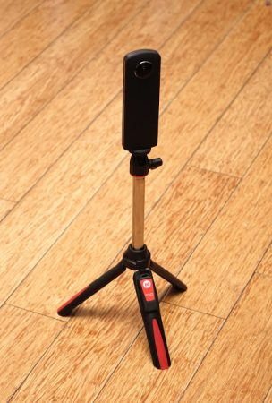 Benro MK10 review - selfie stick tripod for 360 cameras
