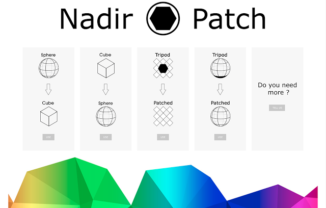 Nadir Patch