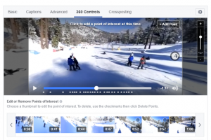 Technique: Using Facebook's Guide feature for 360 videos