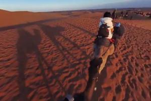 New video from Z Cam S1 in the Sahara desert