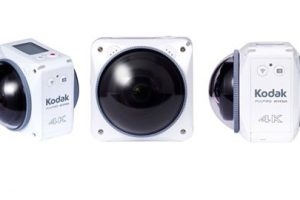 Kodak Pixpro Europe gives more specific timeframe for Orbit360 release