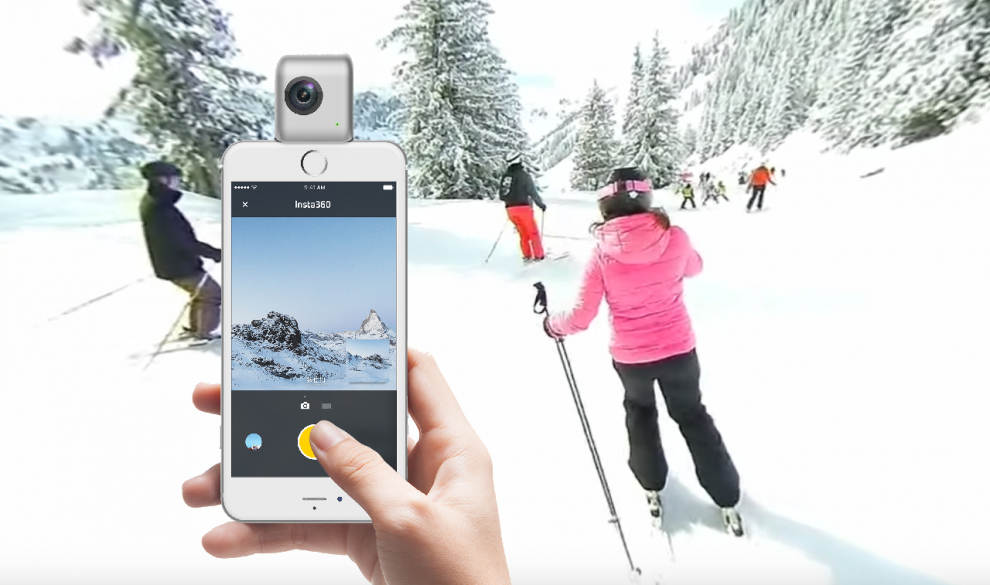 insta360, insta360 air, insta360 nano, nano, panono, photo, SHOWCASE, video