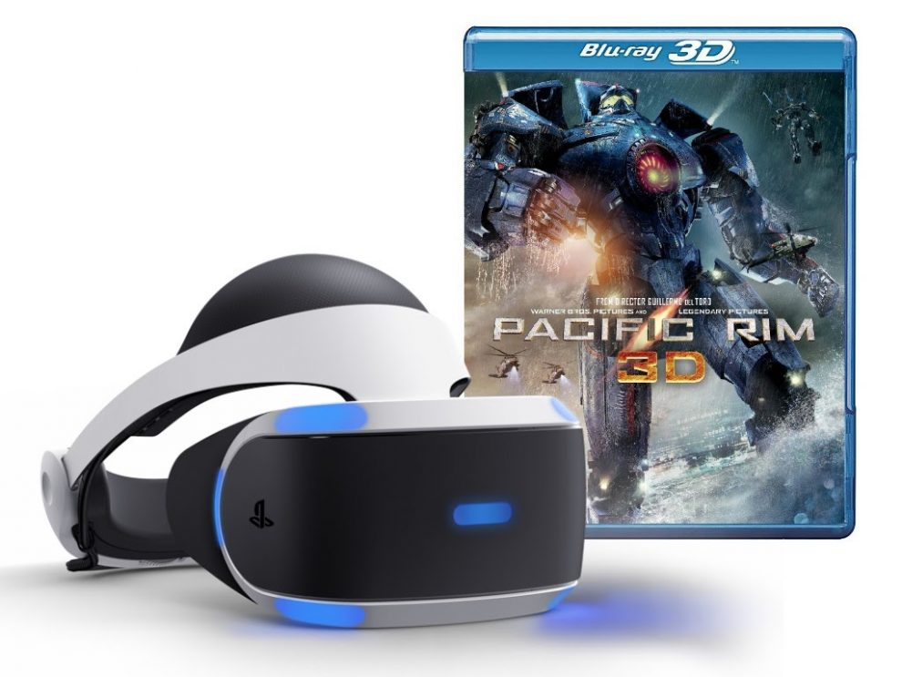 Watch 3D Blu-Ray in VR with Playstation VR update 2.50 - now live!