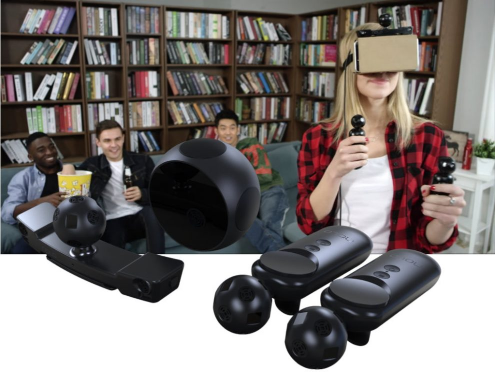 Today is the last chance to preorder Nolo VR, an accessory that can add six degrees of freedom and motion controllers to mobile VR headsets for just $99, enabling you to play 700+ games for HTC Vive ($799; reviewed here) and other SteamVR games. A lot of people who try desktop VR systems such as the HTC Vive or Oculus Rift VR are impressed, but not all of them go on to purchase a Vive or Rift, largely because of the cost. The Vive is $799 and the Rift is $499 plus $99 for the Oculus Touch controllers. Even the Playstation VR, currently the most affordable desktop VR system, costs $399 for the headset by itself ($499 for the Launch bundle that has the required accessories). In my opinion, the Vive, Rift and PSVR are all worth their cost, but if you don't play enough games, then it's hard to justify the cost. That's where the Nolo VR comes in. The Nolo VR is a set of accessories that can enable you to use almost any mobile VR headset, such as Samsung Gear VR or even just Google Cardboard, to play games for the HTC Vive. But instead of spending hundreds of dollars on a desktop VR system, the Nolo costs only $99, and mobile VR headsets can cost as little as $20. I've tried Nolo VR at CES and it did work, although the performance was compromised due to interference on the show floor. Nolo has since uploaded literally dozens of videos to demonstrate that their system works. Check out this playlist: Of course, the performance won't be as good as the Vive, Rift or PSVR, but for a fraction of the cost of a desktop VR system, you can get modest VR performance with 6 degrees of freedom and motion tracked controllers. And for casual users (as opposed to hardcore gamers), this may be just the right balance of performance versus cost. Please note that to use Nolo VR to play Steam VR games, you will also need RiftCat (there's a package that includes RiftCat for an extr $10 instead of $15). In addition, PC also has to be VR-ready: - Processor: at least Intel i5-4590 or equivalent -