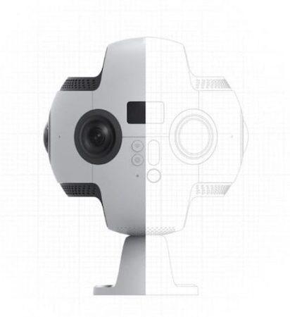 Insta360 Pro 8k 360 camera