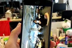 Insta360 Nano 360 camera for iPhone now has realtime image stabilization