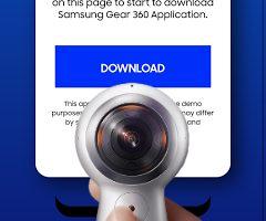2017 Samsung Gear 360 app