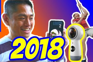 Samsung Gear 360 2017 (2018 update)