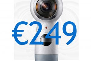 Samsung 2017 Gear 360 price and preorder