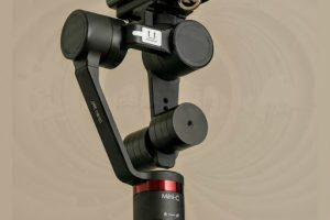 GimbalGuru Moza Guru 360 stabilized gimbal for 360 cameras