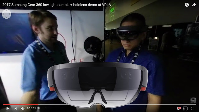 Hands-on first impressions of Microsoft Hololens