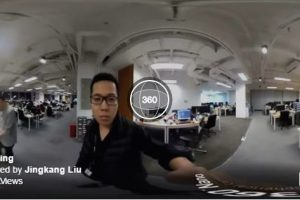 Insta360 Nano and Air realtime image stabilization