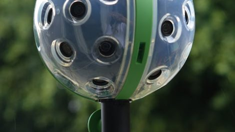 Panono, the highest resolution 360 camera in production