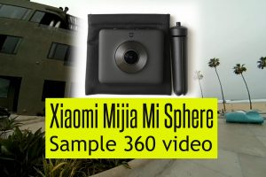 Xiaomi first impressions sample video
