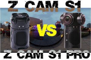 Z Cam S1 vs. Z Cam S1 Pro