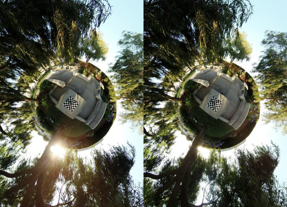 How to make a 3D Stereoscopic Tiny Planet - 360 Rumors