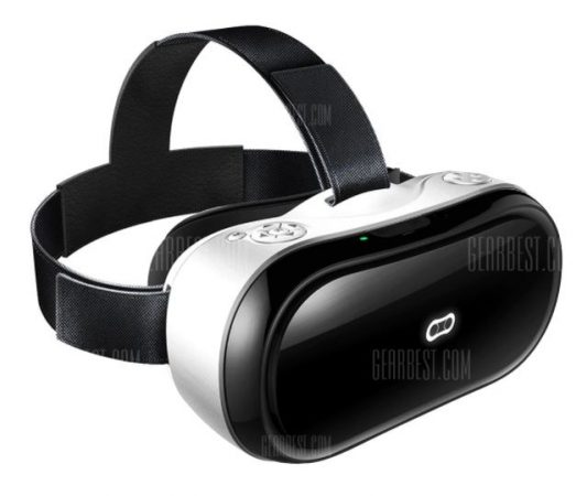 The Magicsee M1 is an example of an all-in-one VR headset