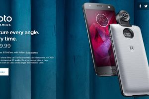 Moto 360 Camera 4K 360 camera accessory