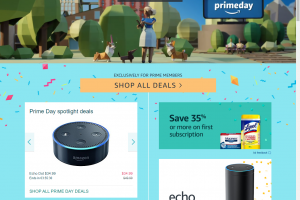 Amazon Prime Day 2017 deals for 360 cameras and accessories