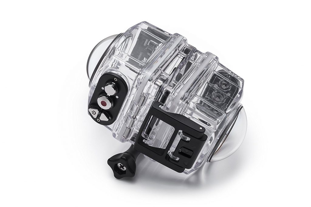 SP360 4K Dual Pro waterproof housing