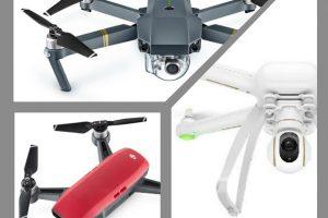 Discount on DJI Mavic, DJI Spark and Xiaomi Mi Drone 4K