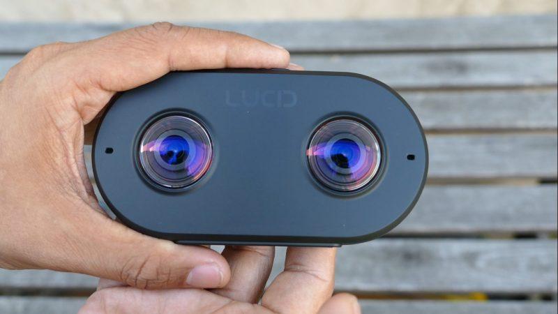 Lucidcam 3D 180 camera