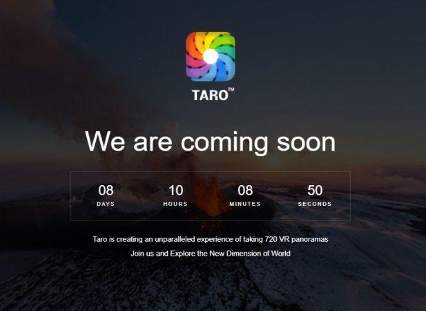 TaroVR new launch date